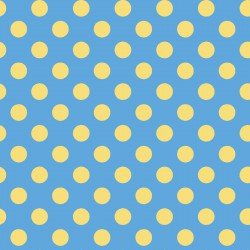MASF8227-BS LITTLE ONE FLANNEL TOO! DOTS