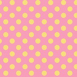 MASF8227-PS LITTLE ONE FLANNEL TOO! DOTS