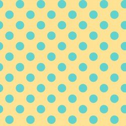 MASF8227-SQ LITTLE ONE FLANNEL TOO! DOTS