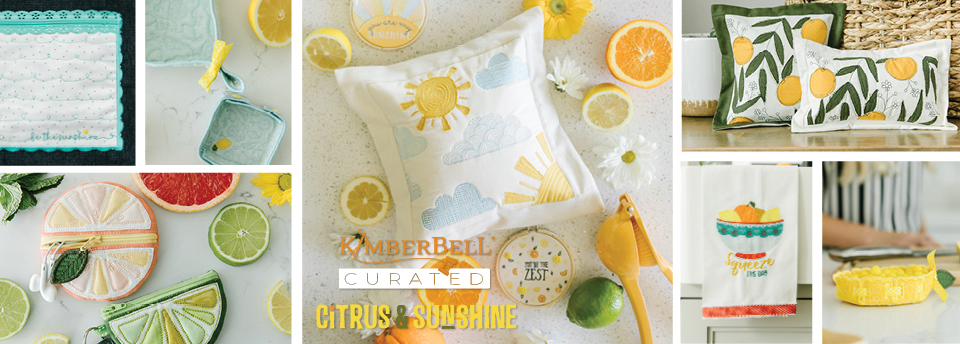 New! Citrus & Sunshine