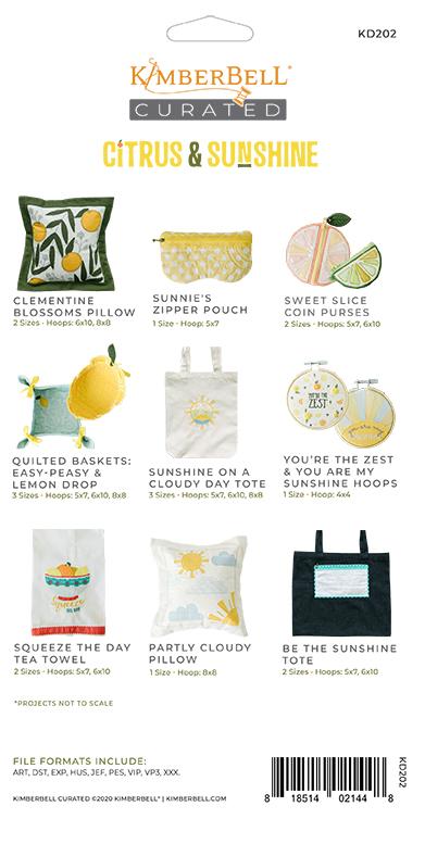 Citrus & Sunshine