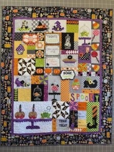 Picture of Broomhilda's Bakery quilt