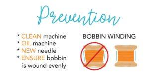 Prevention Graphic
